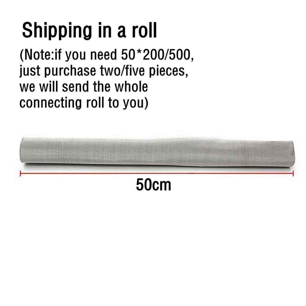 メッシュ 6 に 400 304 ステンレス鋼メッシュフィルターネット金属フロント修理修正メッシュ濾過金網スクリーニングシートスクリーニング