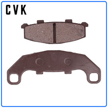 цена на CVK Motorcycle High Quality Front Brake Pads Disks Shoes FOR Kawasaki ZXR250 ZXR 250 Motorcycle Accessories