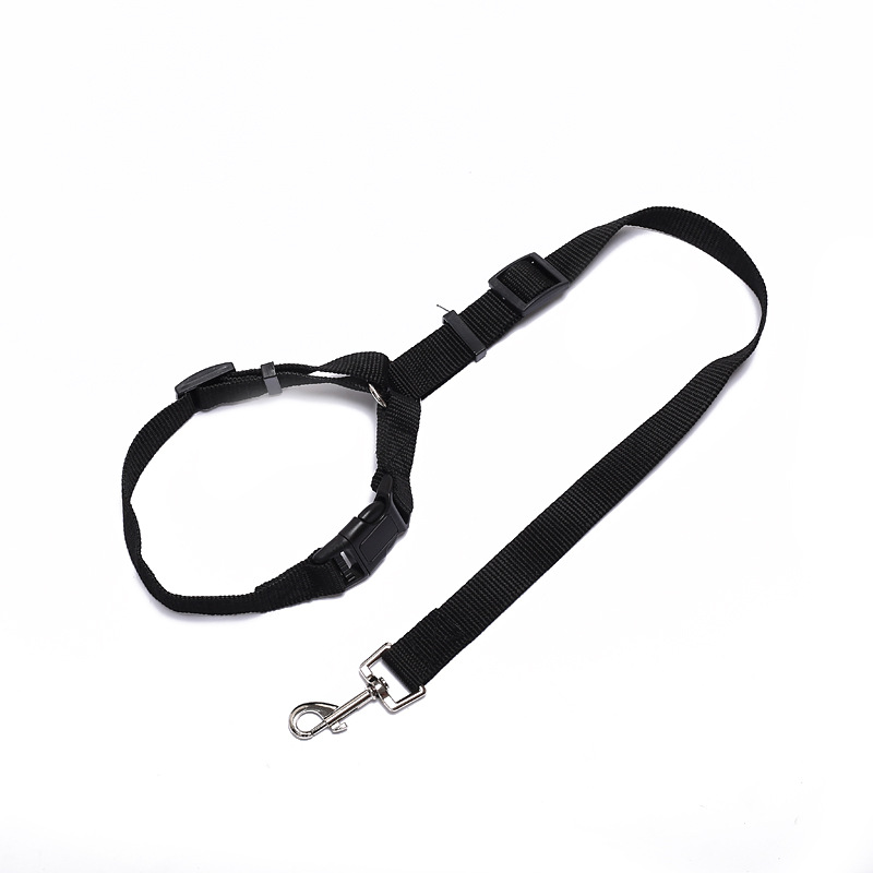 T Multi-color Dog Automobile Safety Belt New Style Fashion Nursing Dog Hand Holding Rope Pet Supplies