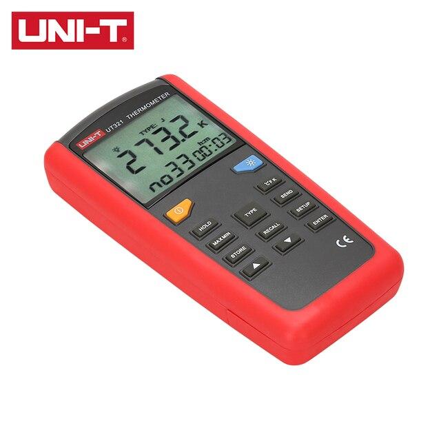 Контактный двухканальный термометр контактного типа,  3