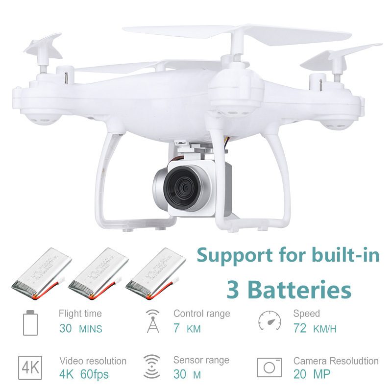 Drone Aerial Photography Wifi Real-time Mapping Of Quadcopter Remotely Piloted Aircraft Camera Drone With Camera Mini Drone