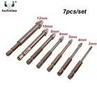 7Pcs/set Tungsten Ca...