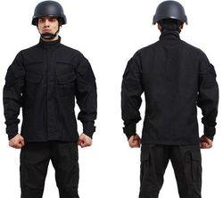Ventole di Frontiera per Dell'esercito Outdoor Uniforme Da Combattimento ACU Uniforme Bianco E Nero con il Modello Militare BDU Formazione Vestito di un generati