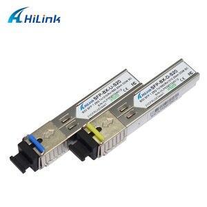 Image 4 - Vận Chuyển Miễn Phí! 1.25G Sợi Quang LC/SC 1G 1000 Căn Cứ Bidi 1310nm/1550nm 3Km/20Km wdm SFP Module