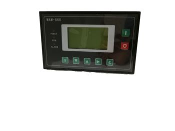 Air Compressor Parts MAM 860 PLC Controller Panel with Wiring Diagram for 4-15KW 5-20HP 2019 new air compressor spare parts china factory screw air ends ynt70b screw air compressor 20hp