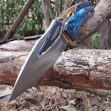 Katlanır Pocket Knife çok fonksiyonlu taşınabilir kesici aletler bıçaklar için iyi avcılık kamp Survival açık ve günlük taşıma