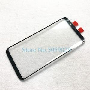 Image 3 - Verre externe de remplacement pour Samsung Galaxy S8 S9 S10 Plus S10e Note 8 9 10 + écran LCD écran tactile avant lentille extérieure en verre