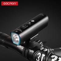 GACIRON Fahrrad Bike Scheinwerfer Wasserdichte 1000 Lumen USB Aufladbare Helm Licht LED Lenker Lampe Radfahren Sicherheit Taschenlampe