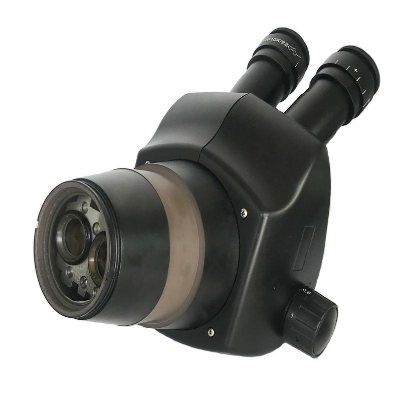 Image 4 - 8X 50X سيميول البؤري ثلاثي العينيات ستيريو مجهر تكبير WF10X/22 العدسة 0.5X 2.0X عدسات موضوعية مجوهرات الهاتف PCB أدوات إصلاحميكروسكوب   -