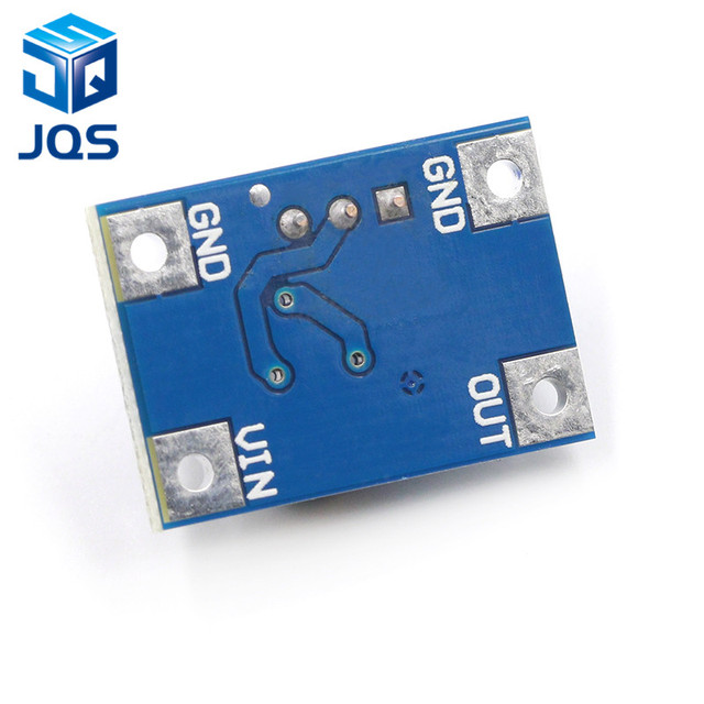 2-24V to 2-28V 2A DC-DC SX1308 Step-UP Adjustable Power Module Step Up Boost Converter for DIY Kit 4