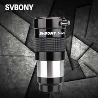 """SVBONY 1,25 """"3X Barlow Objektiv Okular Multi-beschichtet 2 Gruppen 3 Elemente Erweiterte Achromatische Professional Astronomische Teleskop"""