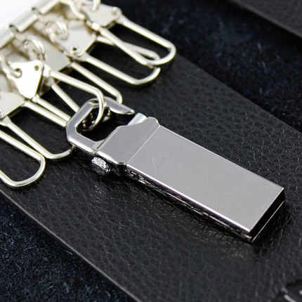 Lecteur flash usb en métal 16GB 32GB USB 2.0 clé usb clé USB lecteur de stylo 8GB capacité réelle 64GB 128GB disque flash