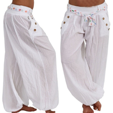 2020 New Brand Summer Pants Fat Younger Sister Wide