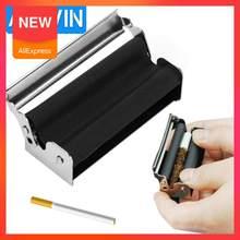Ayevin cigarro fabricante máquina de rolamento portátil fumar acessórios cigarro rolo dispositivo
