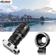 Viltrox EF-EOS M AF Lens Adapter for Canon EF EF-S Lens to for Canon EOS M Mirrorless Camera M AF Lens Adapter lens hood for canon ef s