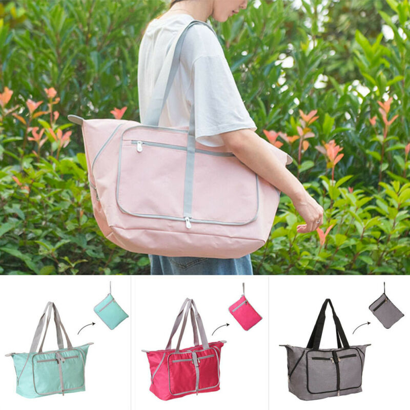 Casual Travel Bags Clothes Luggage Storage Organizer Collation Pouch Cases Accessories Supplies Gear Items Stuff Case Duffle Bag