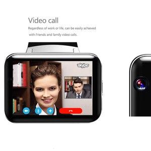Image 3 - Android Bluetooth WiFi GPS สมาร์ทนาฬิกา Smartband mini โทรศัพท์มือถือ Smartwatch Fitness Tracker MTK6752 4GB ROM 3G สมาร์ทโฟน