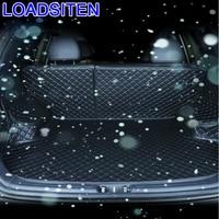 Modificação protetor maletero coche carro estilo do automóvel tronco esteira forro de carga 09 11 12 13 15 17 18 para toyota highlander|  -