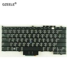 GZEELE US laptop keyboard FOR DELL Latitude E4300 E4200 PP13