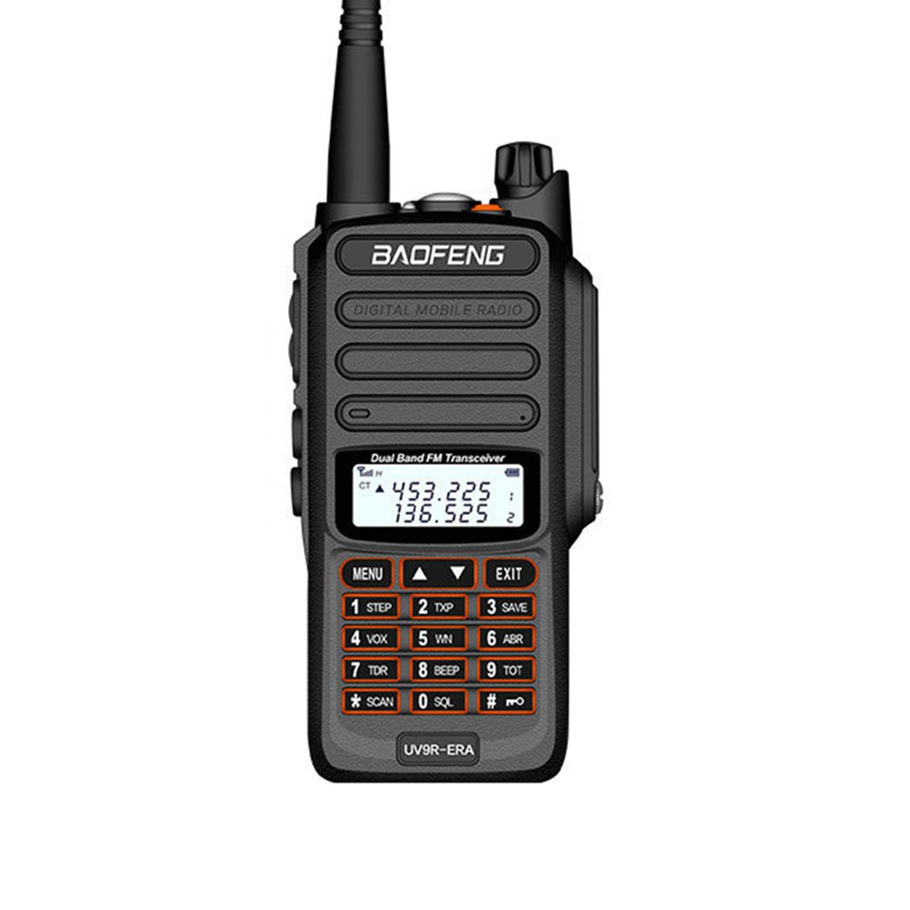 Baofeng IP68 Waterproof Walkie Talkie Long Range 25km UV-9R Era Plus Radio Transceiver Radio Station Walkie Talkie