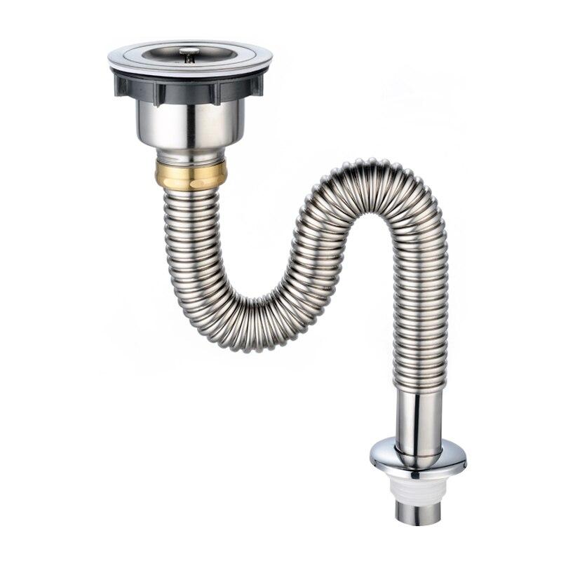 Tubo de acero inoxidable con conector para grifo de cocina Correa de acero inoxidable de Metal para Xiaomi Huami Amazfit GTR 47mm 42mm correa de pulsera para Amazfit Bip/ pace/Stratos correa de reloj