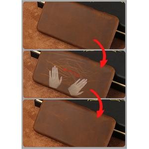 Image 5 - Genuine Leather Phone Case For LG G8s V50 V10 V20 V30 V30S V40 G3 G4 G5 G6 G7 G8 G8X Q6 Q7 Q8 ThinQ K40 Crazy Horse Skin Cover