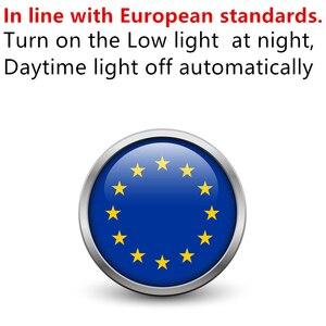Image 3 - 2 في 1 Led drl ضوء النهار إشارة الانعطاف ، ملحقات السيارة ، إنفينيتي FX35 FX37 FX50 QX70 (S51) 2009 2017 ، 2 قطعة