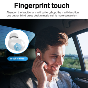 Image 3 - T16 TWS Wireless Touch auricolare Bluetooth Display a LED Sport cuffie Wireless impermeabili Mini In Ear auricolari per Xiaomi iPhone