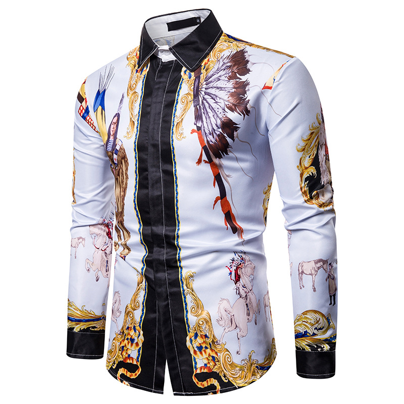 Royal-Crown-Print-Black-Shirt-Men-Luxury-Casual-Camisas-Hombre-Manga-Larga-High-Quality-Business-Formal (7)