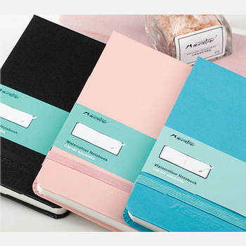 Martini watercolor 300g watercolor paper hand book postcard hand-painted sketchbook travel portable painting pocket art supplies sketchbook canson arches 300g 380 480mm
