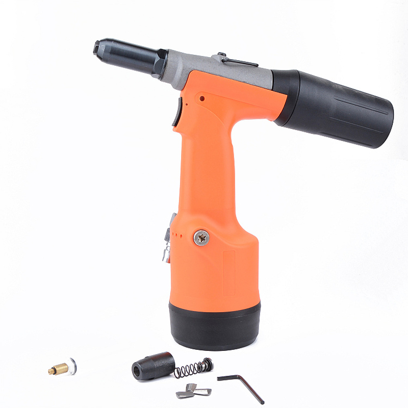 Pneumatic 10h Angle Key 90 Degree Right Industrial High Torque Tools Air Riveter Nut