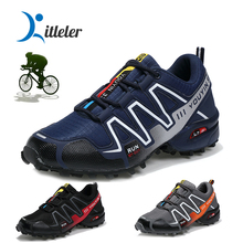 Cycling Shoes Road Profession Bike Shoes Men Mountain Bicycle MTB Triathlon Sneakers Reflective Cycle Sapatilha Ciclismo Sneaker