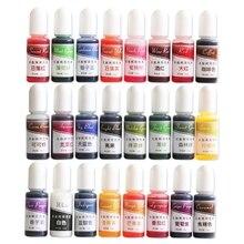 Pigment Soap-Dye Bath-Bomb Food-Grade Colorant Slime Resin Natural Art-Craft Skin-Safe