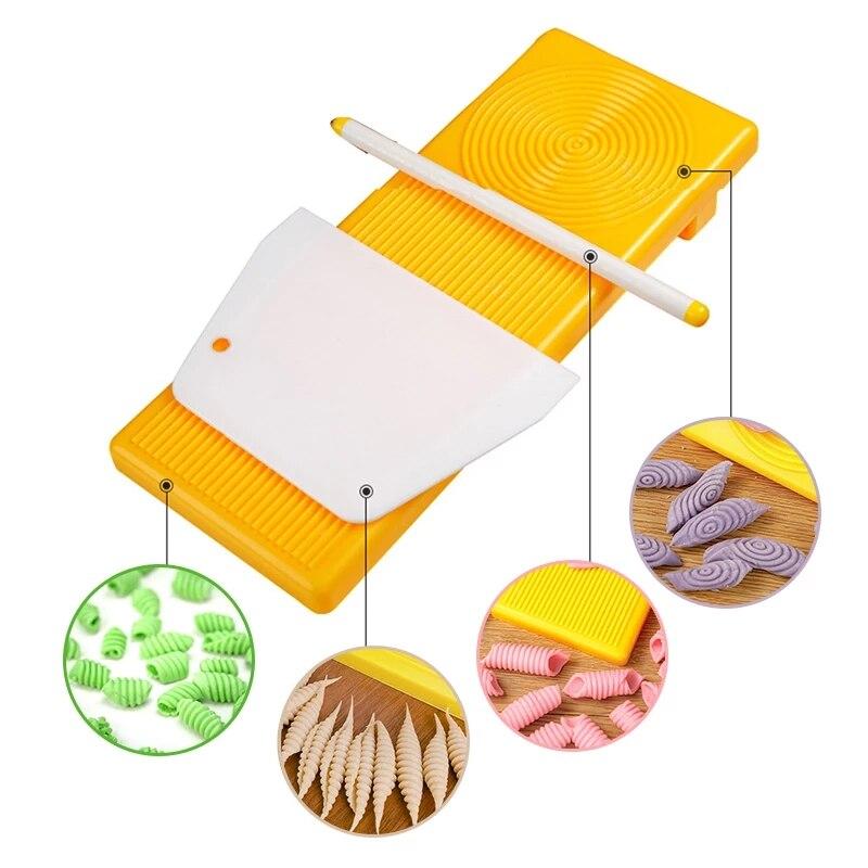 3 шт./компл. многофункциональная машина для изготовления спагетти, макарон, машина для лапши «сделай сам», машина для изготовления макарон, ф...