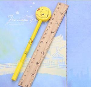 Image 5 - 48pcs/pack 0.5mm Black Ink Cartoon Creative Gel Pen Unisex Rollerball Pen Sign Pen Office School Stationery