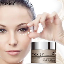 Yoxier Snail Eye Cream Peptide Collagen Serum Essence  Anti-Wrinkle Remover Dark Circles Korea Cosmetics Patch For