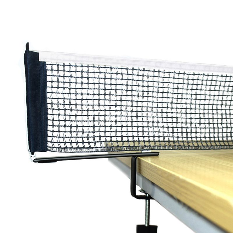 Protable Table Tennis Replacement Table Mesh Net With Rack Indoor Fun Activity Ping Pong Outdoor Indoor Tables Home Tournament D