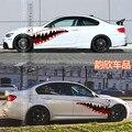 Автомобильные наклейки для Acura ILX RL TL TLX-L внешний вид тела модификация наклейки персонализированные спортивные Автомобильные украшения нак...