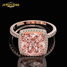 Обручальное кольцо jewepisode 10x10 мм квадратное однотонное
