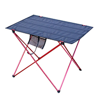 Folding Table Bbq Picnic Table Portable Camping Table Camping Outdoor Folding Table Aluminum Alloy Folding Table|Outdoor Tools| |  -
