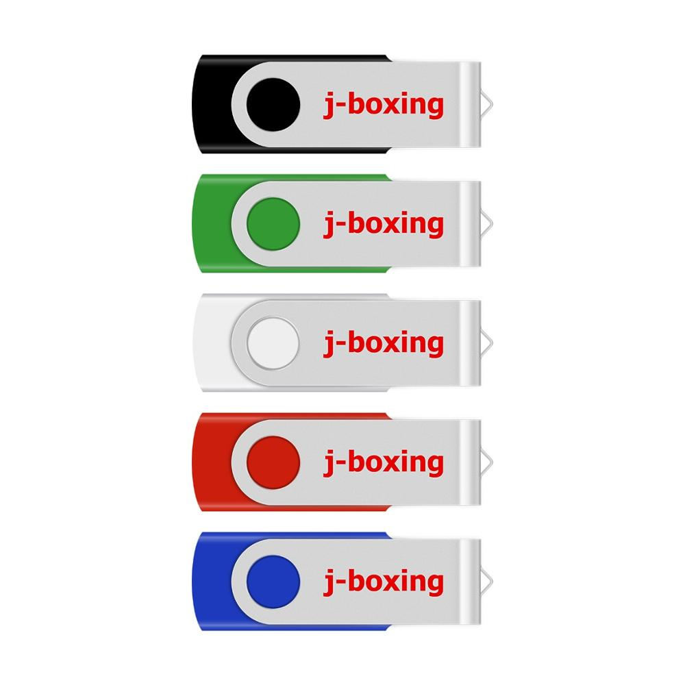 5PCS 32GB USB 3.0 Flash Drive Metal High Speed Flash Memory Stick Rotating Usb 3.0 16GB Pendrive Flash Stick For Desktop Laptop