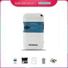 지멘스 디지털 포켓 보청기 Pockettio DMP 및 DHP 중증에서 심한 청력 손실 고출력 보청기