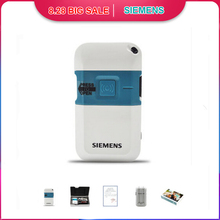 Siemens Digital Pocket Hearing Aid Pockettio DMP e DHP per Moderata a Grave Perdita di Udito Ad Alta Potenza Apparecchi Acustici