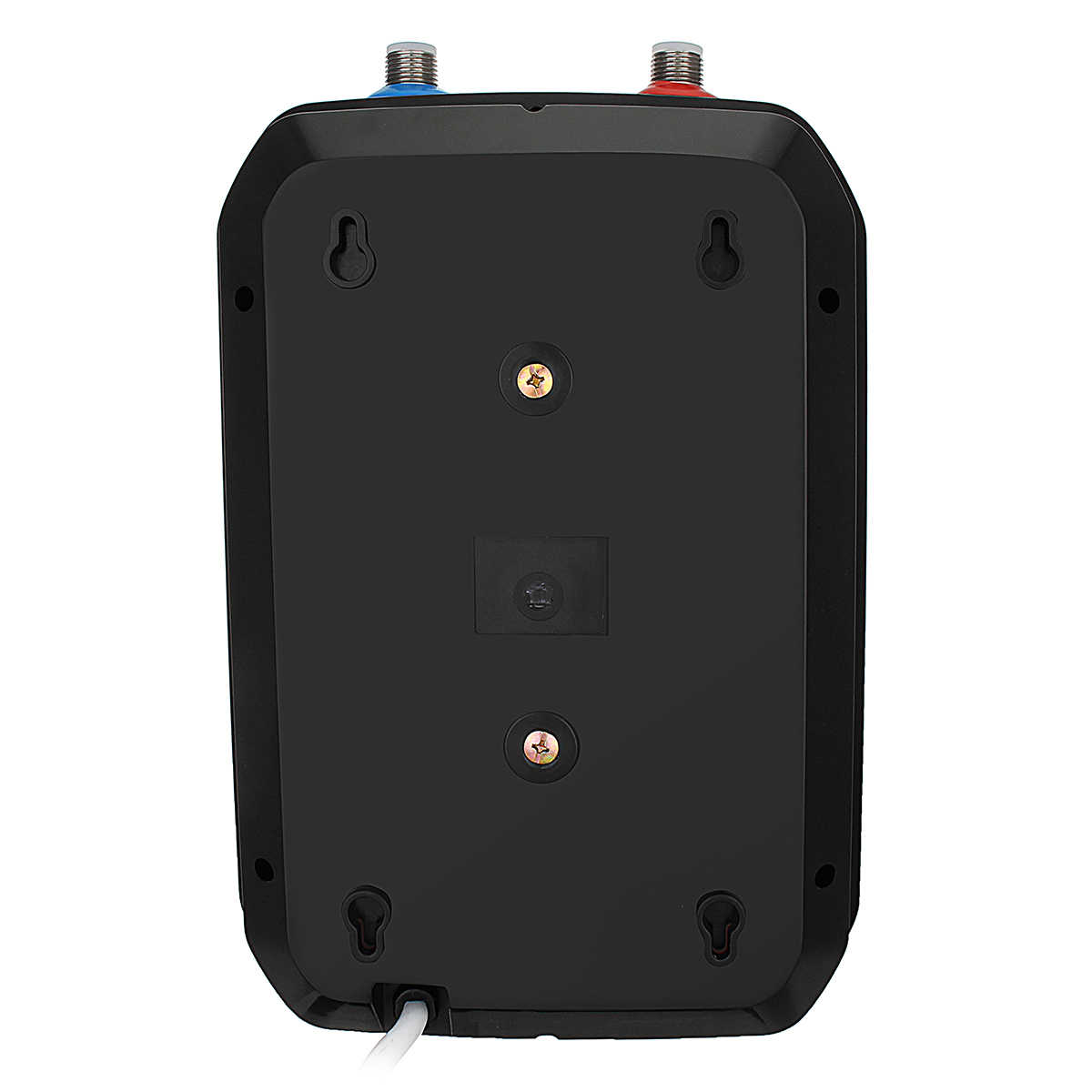 8L 1500W maison chauffe-eau électrique sans réservoir système de chauffage instantané chauffe-eau instantané douche chaude chauffage rapide