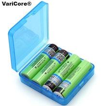 Новый оригинальный 18650 3,7 v 3400 мА/ч, литий Перезаряжаемые Батарея NCR18650B с заостренными носками из (без PCB) + коробка