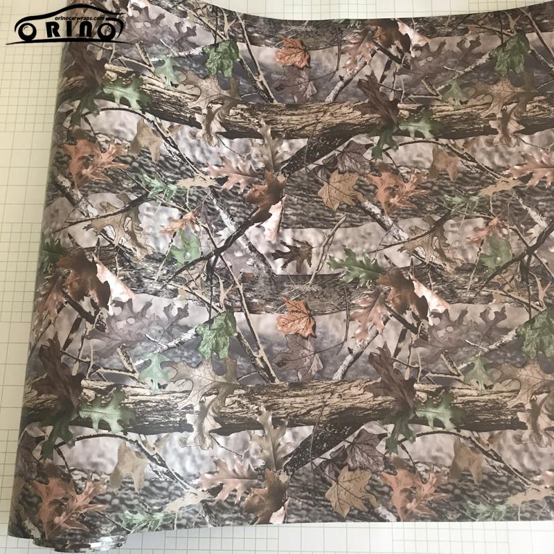 Realtree Sticker Film Wrap-1