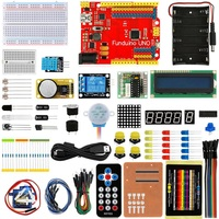 for UNO Project Super Starter Kit with Tutorial and for UNO R3 Compatible with Arduino Tool Parts     -