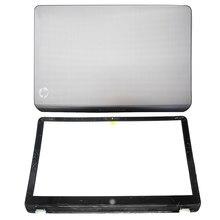 Для струйного принтера HP Envy Pavilion M6 M6-1000 M6-1001 M6-1045 M6-1125dx M6-1035dx ноутбук ЖК-дисплей задняя крышка/ЖК-дисплей передняя рамка