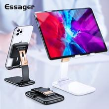 Essager składane biurko stojak na telefon komórkowy stojak na iPhone iPad Pro Tablet elastyczny stół grawitacyjny stojak na telefon komórkowy