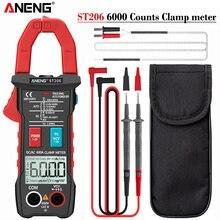 Aneng st206 токовые клещи 6000 отсчетов dc/ac  токоизмерительные